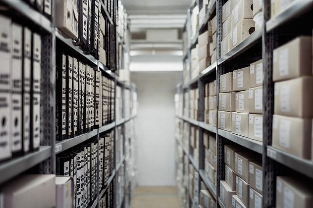 Rückstellung für die Aufbewahrung von Geschäftsunterlagen