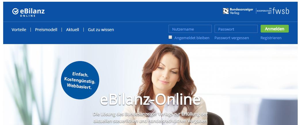 E-Bilanz