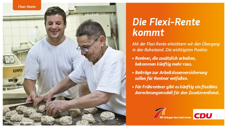 Flexirente