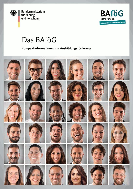Das BAföG Informationen zur Ausbildungsförderung